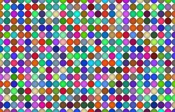 Abstract background with shape. Pattern, element, design, digital & artwork. Colored 3D sphere, circle or ellipse pattern for design wallpaper, texture or vector illustration