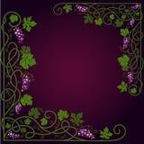 Colored decorative frame Stock Image