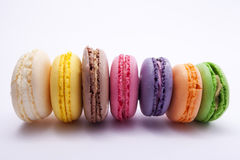Colored dessert Stock Photography