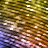 Colored diagonal light sparkle Royalty Free Stock Photo