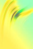 Colored Diagonal Stripes Stock Image