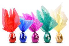 Colored Easter royalty free stock photography