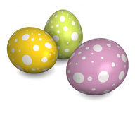 Eastereggs Royalty Free Stock Photo