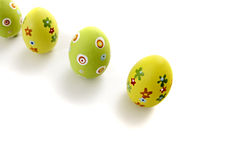 Colored Easter time Royalty Free Stock Images