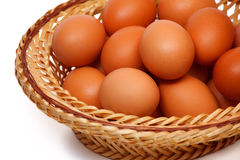 Colored eggs Stock Photography
