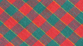 Weaving fabric Royalty Free Stock Image