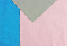 Colored Fabric Texture Background Royalty Free Stock Images