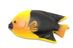 Colored Fish magnet Stock Photos