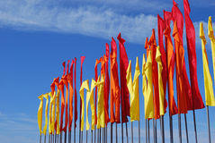 Free Colored Flags Stock Photos - 14782953