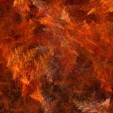 Colored fractal background Royalty Free Stock Photos