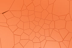 Colored fractured surface Royalty Free Stock Photo