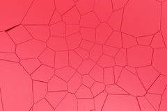 Colored fractured surface Royalty Free Stock Photography