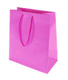 Colored gift bag Royalty Free Stock Photography