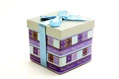 Colored Gift Box Stock Photo