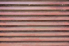 Colored grunge wood panels used Stock Photography