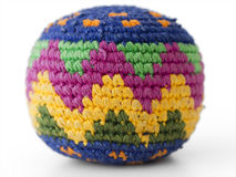Colored Hacky Sack Royalty Free Stock Photos