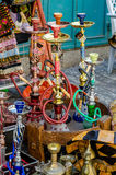 Colored hookah Royalty Free Stock Photos
