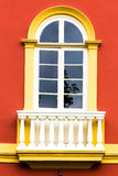 Colored house in the city of Manaus, Brazil Stock Photography