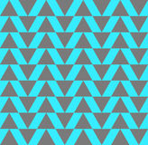 Colored Hypnotic Background Seamless Pattern. Vector Illustratio Stock Photography