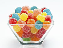 Colored Jellybeans Stock Photo