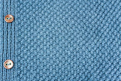 Colored knitted fabric Stock Photo