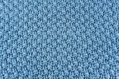 Colored knitted fabric Royalty Free Stock Image