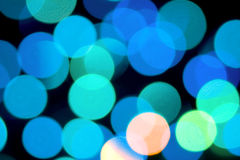 Colored light. Abstract background from color lamps Royalty Free Stock Image