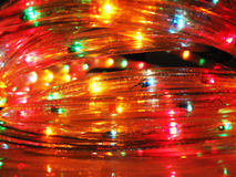 Colored lights Royalty Free Stock Image