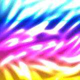 Colored Lights Abstract Background. ??Bright Sea vector illustration