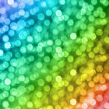Colored lights background Stock Photos