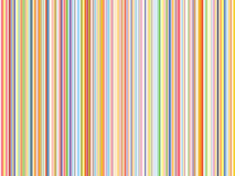 Colored lines. Multi Colored lines fun background Royalty Free Stock Image