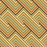 Colored lines pattern Royalty Free Stock Photo