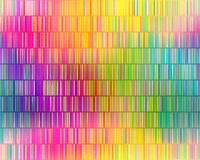 Colored lines pattern Stock Photos
