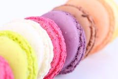 Colored macaron Stock Image