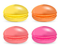 Colored macaroon Royalty Free Stock Photos