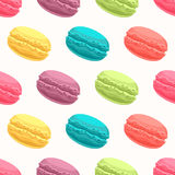 Colored macaroons Stock Photo