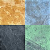 Colored marble texture royalty free stock photo