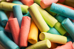 Colored marshmallows Royalty Free Stock Photo
