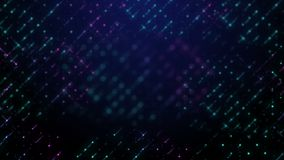 Colored mesh purple cyan color defocused background motion. White stripes on a gradient magenta cyan defocused background. Motion Design. 4k stock illustration