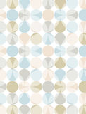 Colored modern geometrical abstract background Stock Image