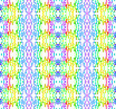 Colored Mosaic Abstract Background. Vector Stock Images