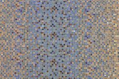 Colored mosaic squares Royalty Free Stock Photos