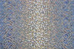 Colored mosaic squares Royalty Free Stock Photo