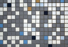 Colored mosaic tiles. Royalty Free Stock Images