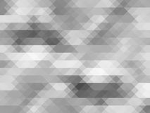 Colored Mosaic || Triangles Background Stock Photography