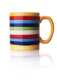 Colored Mug Royalty Free Stock Photography