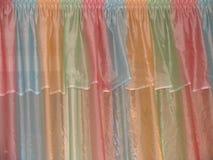 Colored organza Stock Image
