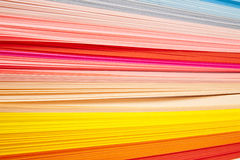 Colored paper Royalty Free Stock Images
