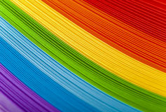 Colored paper background Royalty Free Stock Photos