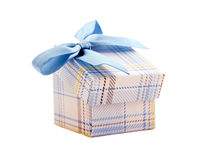 Colored paper, gift boxes. Stock Image